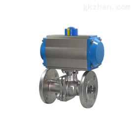 QJSVQJSV型精小型气动V型调节球阀