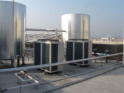 小型健身房空气能热水设备