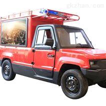 斯库尔消防电动细水雾消毒车