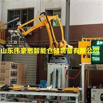 机械手装箱机 码垛机器人工作原理