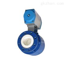 气动陶瓷调节球阀