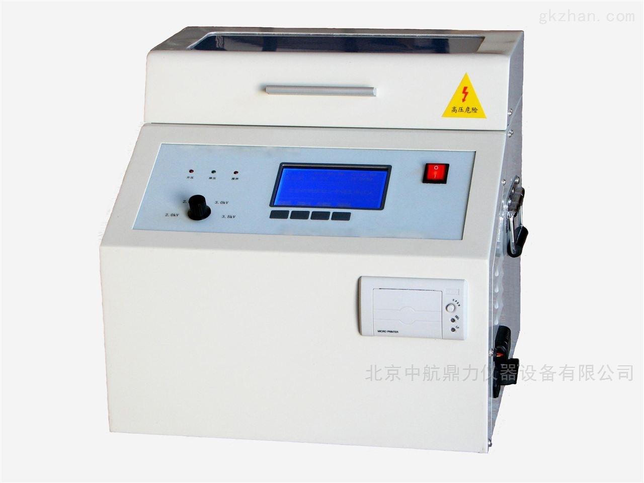 绝缘油介电强度测试仪产品介绍