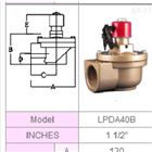 型号:TS32-LPDA40B FF电磁脉冲阀 型号:TS32-LPDA40B