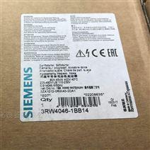 西门子3RW软启动器