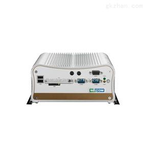 NISE 2110新汉嵌入式工控机高性能无风扇嵌入式工控机