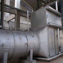 天然气熔铝加热炉烟气余热回收