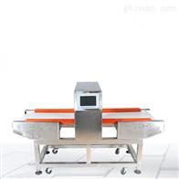 全自动气推杆型饼干食品原料金属异物检测机