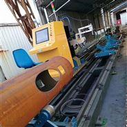 石油管道相贯线切割机 自动管材等离子切割