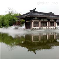 植物园雾森降温系统