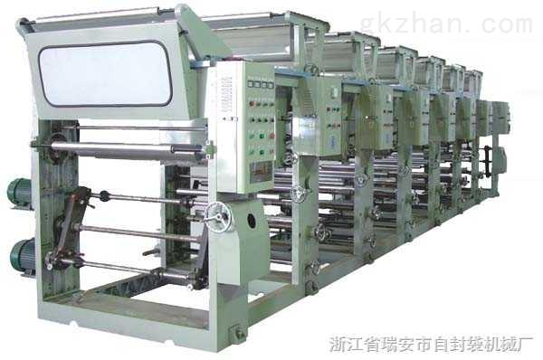 六色印刷机