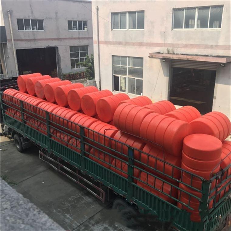 水电站直线拦污浮筒 水上浮筒安装施工方案