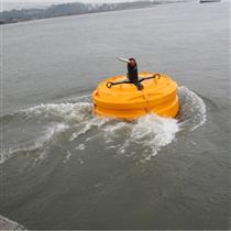 塑料放设备浮圈 河道监测浮标配套出售