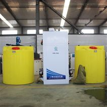 宁夏固原二氧化氯发生投加器工艺流程图片