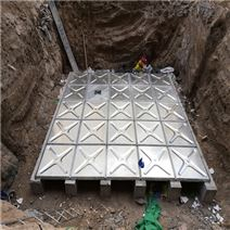 bdf地埋式水箱结构特点