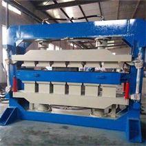 新型珍珠岩外墙保温板压板机设备厂家码垛机