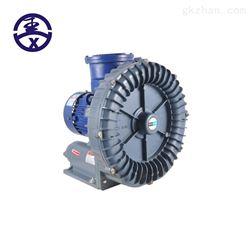 供应0.75KW小型防爆高压旋涡气泵