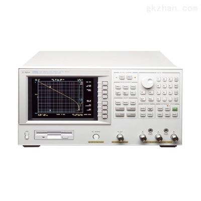 4395A型频谱/阻抗分析仪