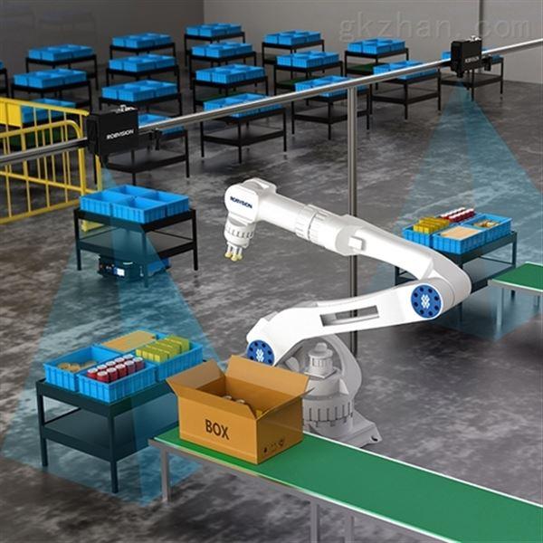 机器人视觉抓取系统