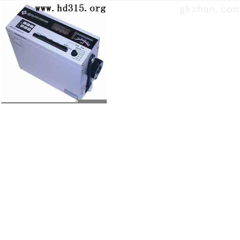 便携式微电脑粉尘仪 型号:LL003-P-5L2C