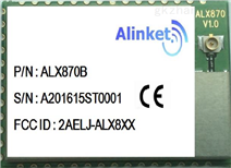 小型低功耗2.4G/5G双频段网络控制器