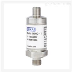 WIKA威卡压力传感器 MHC-1流动液压行业