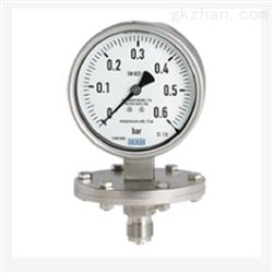 WIKA 威卡隔膜压力表 过程工业 432.50,433.50
