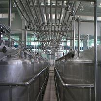 豆奶生産線