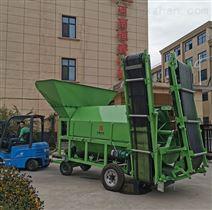 大型有机肥筛土机大功率恒睿机械新品呈现