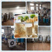 牛奶巴氏杀菌不锈钢加工生产线 酸奶发酵机
