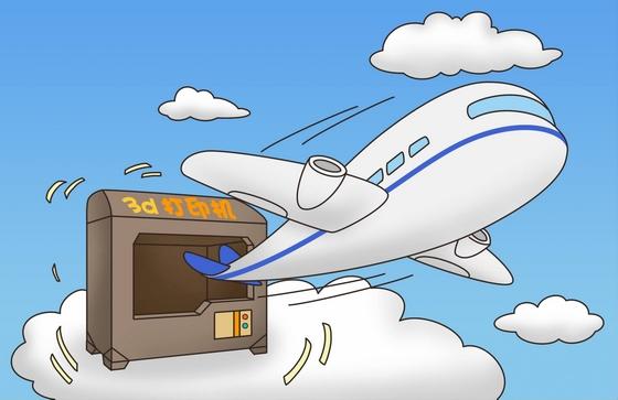 中国南方航空卡通