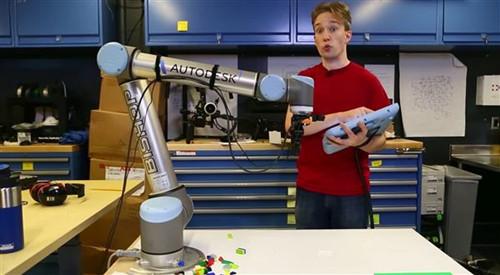 3D打印不锈钢的机械臂问世 助推科技发展
