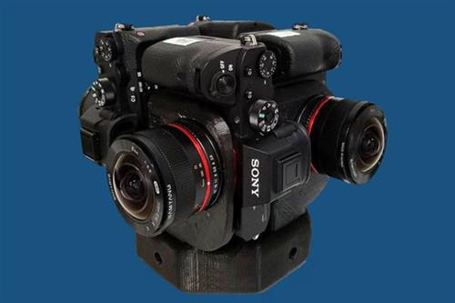 SUMO新款3D打印相机底座 可实现360度拍摄