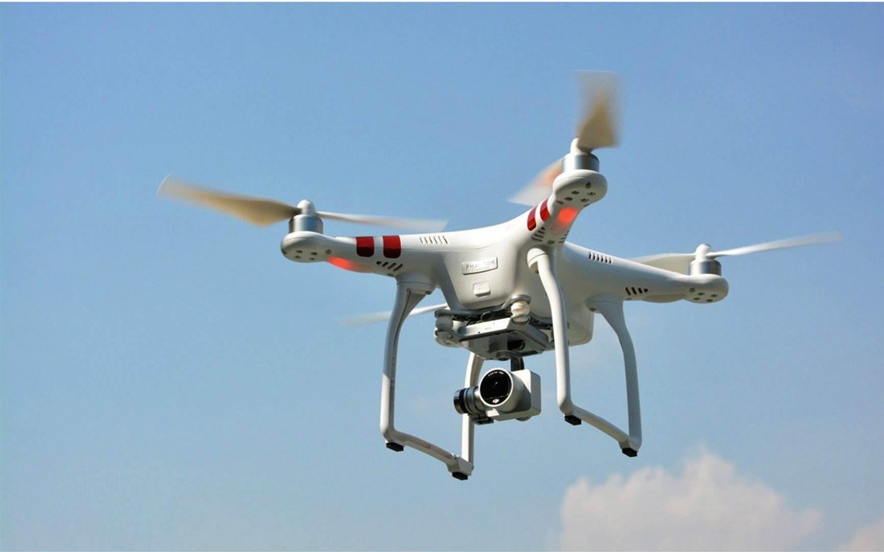 转战企业无人机 大疆打造全产业服务体系