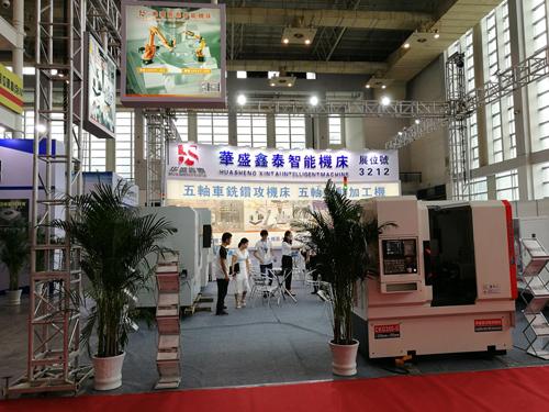 十载练就机械制造金名片 华盛鑫泰以品质赢得市场