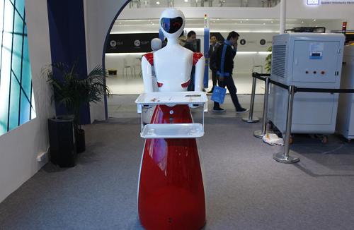 服務機器人风口大开,一季度新品层出不穷
