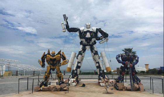新加坡公園驚現網紅機器狗!控制限流,保障安全