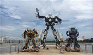 新加坡公园惊现网红机器狗!控制限流,保障安全
