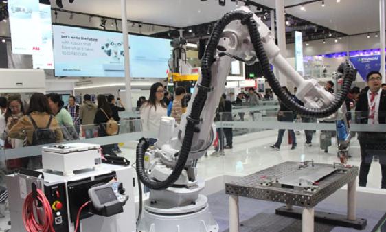 市场增至150亿,我国焊接机器人还需向中高端迈进