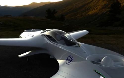 飞行汽车或将明年正式面世