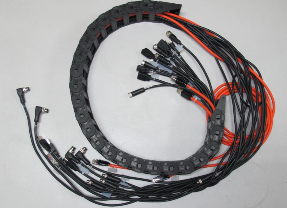 坦克链电缆组件