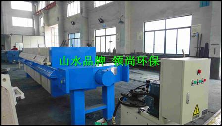 杭州板框式压滤机设备液压系统出现故障怎么办?图片