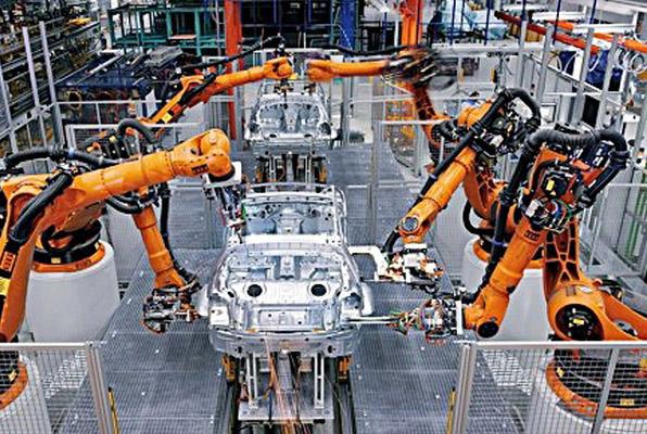 中国机器人产业快速推进 布局初步形成