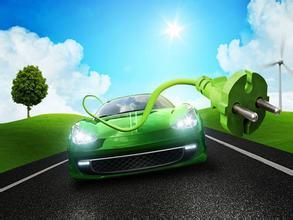 新能源汽车充电桩模式转变 北汽众筹建桩高清图片