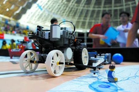 中国机器人竞赛创新联盟在青岛成立