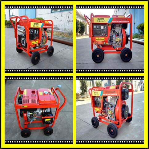 250a柴油发电机电焊机一体机