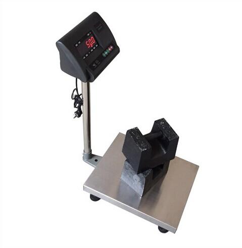 电子秤标定调试方法