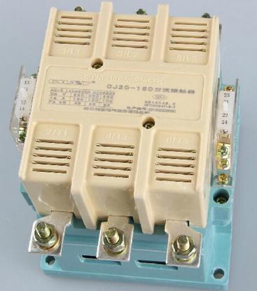 cj20_10交流接触器接线图