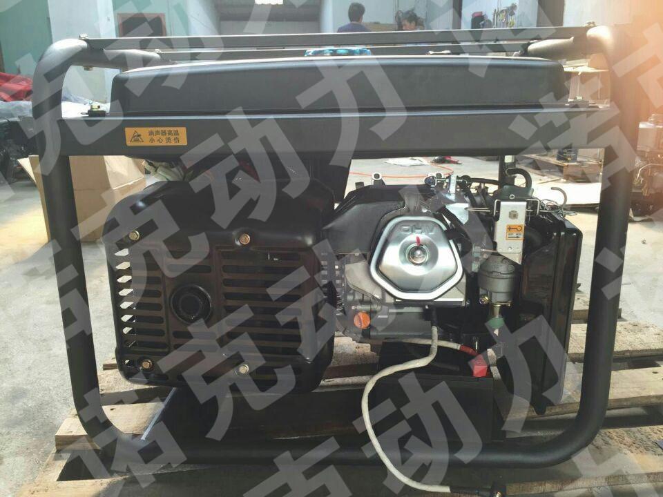 190a汽油发电电焊机诺克动力