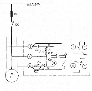 触点形式:1副动合1副动断   触点断开容量:交流电路450  功率消耗