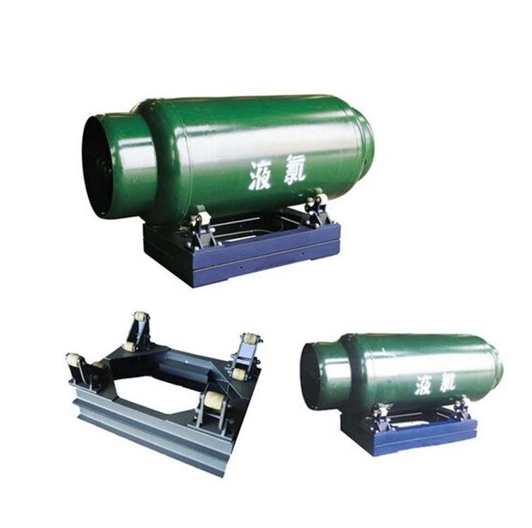 dcs-ht-g毫州1t液氯钢瓶称 带控制信号钢瓶秤